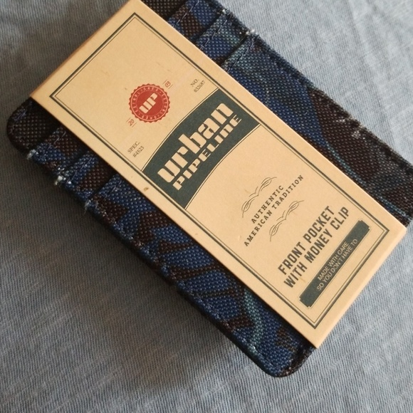 urban pipeline Other - FRONT POCKET WITH MONEY CLIP